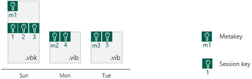 Storage Keys - Veeam Agent for Microsoft Windows Guide