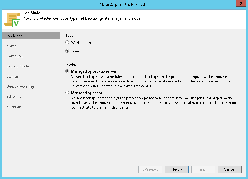 Problem Install Agent veeam-release-SLE_12_SP1-1 0 5-1