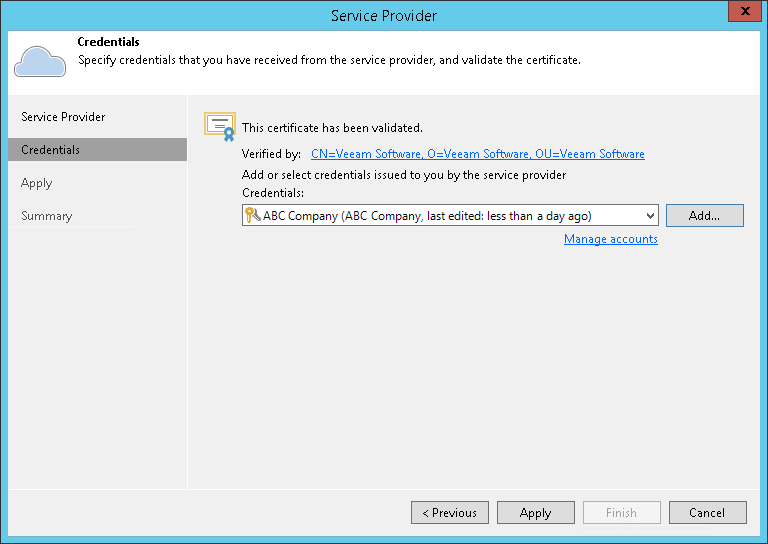 Step 3 Verify Tls Certificate And Specify User Account Settings