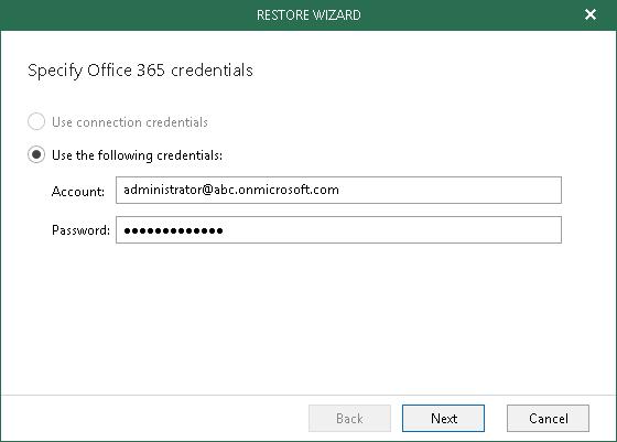 Restoring Microsoft OneDrive Data - Veeam Backup Explorers Guide