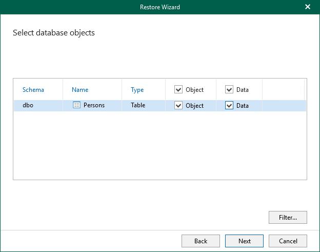 object database