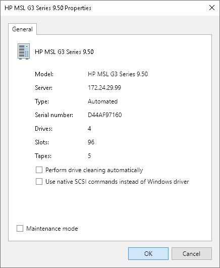 Tape Libraries - Veeam Backup Guide for Hyper-V