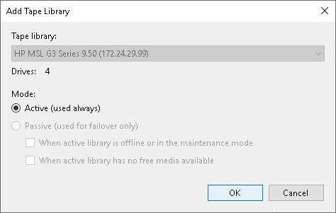 Step 3  Add Tapes to Media Pool - Veeam Backup Guide for vSphere