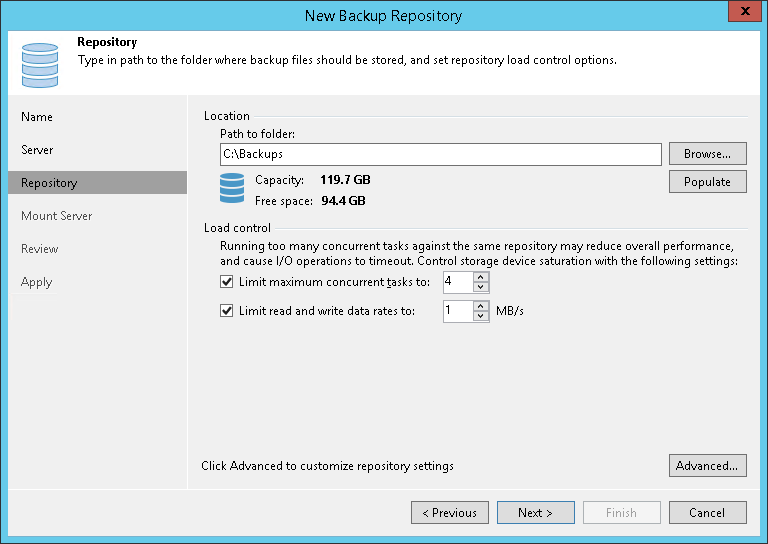 veeam backup & replication 9.5 user guide for vmware vsphere