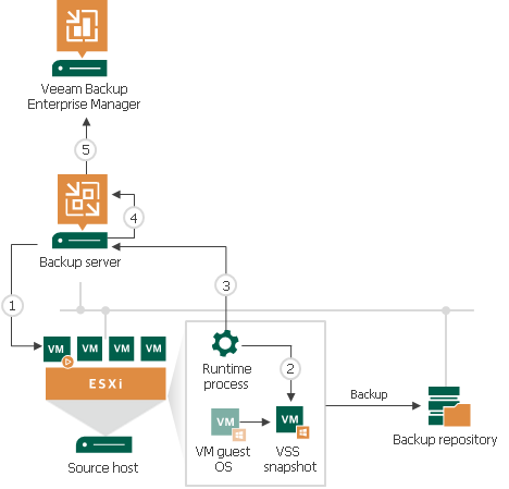 How VM Guest OS File Indexing Works - Veeam Backup Guide for vSphere