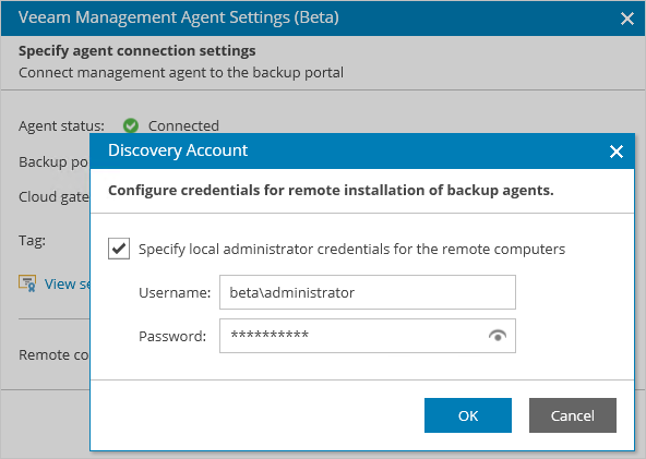 Applying Patches to Veeam Backup Agents - Veeam Availability