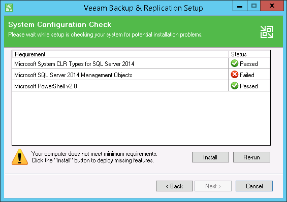 how to use veeam replication in vmware